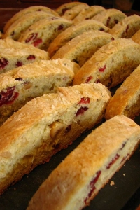 Cranberry Pecan Biscotti - Cookie Recipes | Taste of Christmas ...